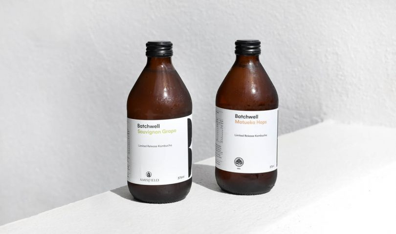 These limited edition, Amisfield kombuchas are set to be the drink of spring