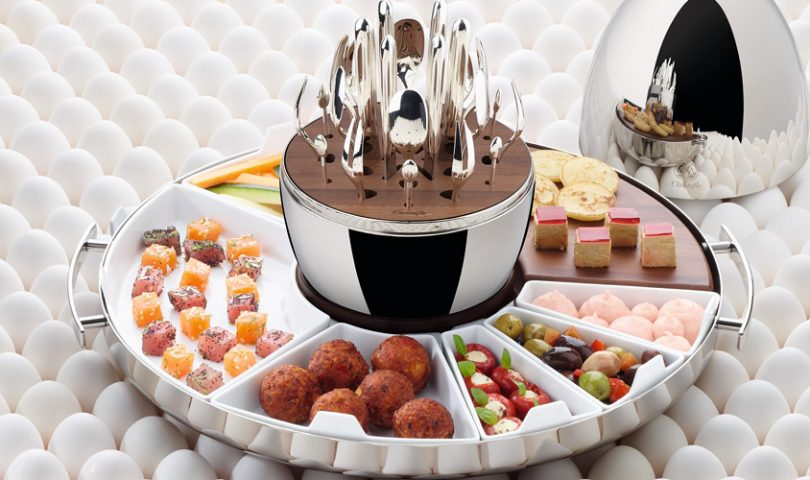 Why Christofle's new tray is set to fulfil all our hosting needs ahead of party season