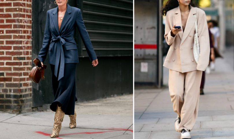 Here's why we're obsessed with Helen Cherry's new-season suiting separates this spring