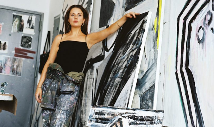 Prominent Kiwi artist Natasha Wright tells us about her upcoming exhibition: Angels and Icons