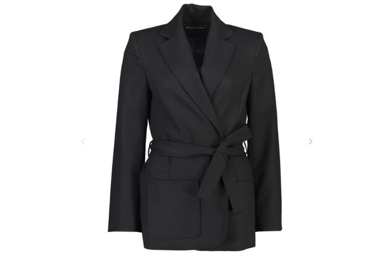 Helen Cherry Patch Pocket blazer