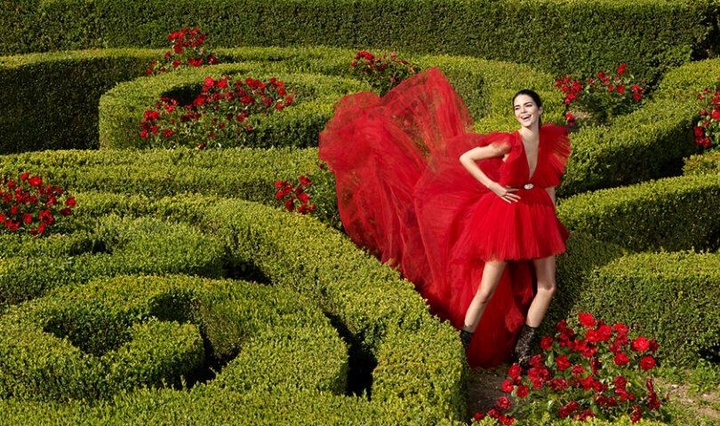 We talk to the creators behind H&M's new Giambattista Valli collab