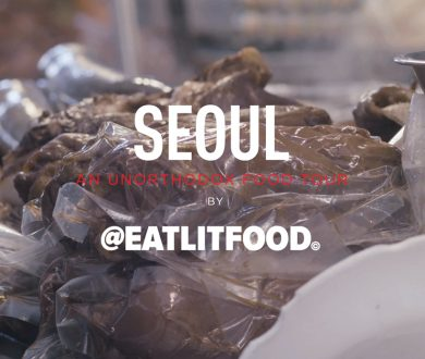 Part One — Seoul: An Unorthodox Food Tour by @eatlitfood