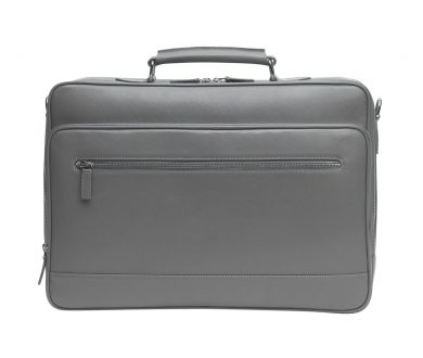 Grey Voyager Bag