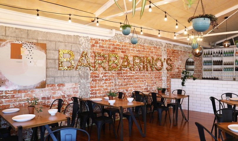 Barbarino's is the new spot serving simple, hearty Italian fare the whole family can enjoy