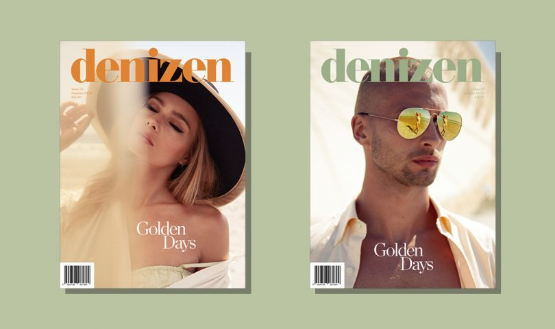 Embrace nostalgia with Denizen's sprawling summer issue —out now