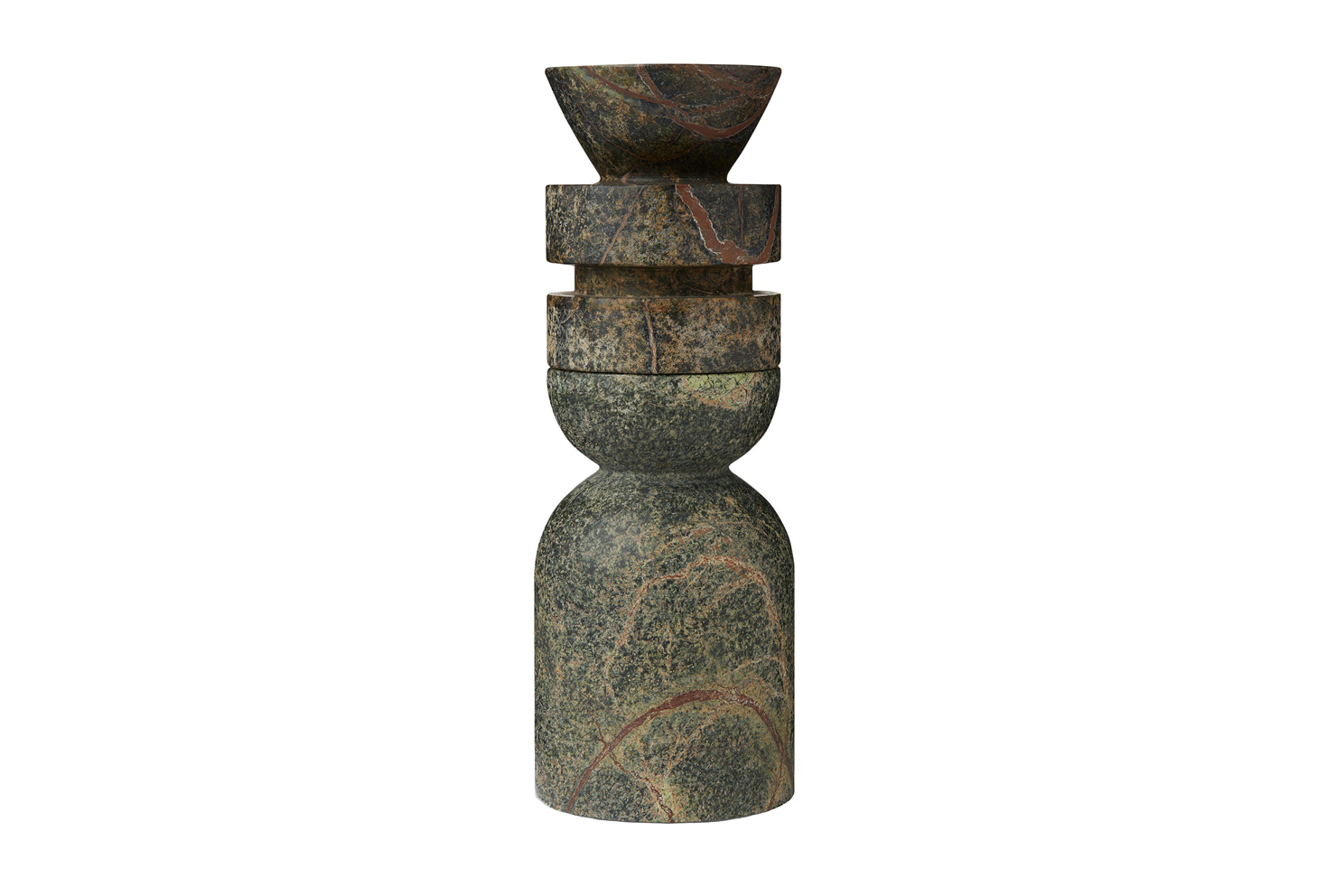 Tom Dixon Rock Candleholder Medium