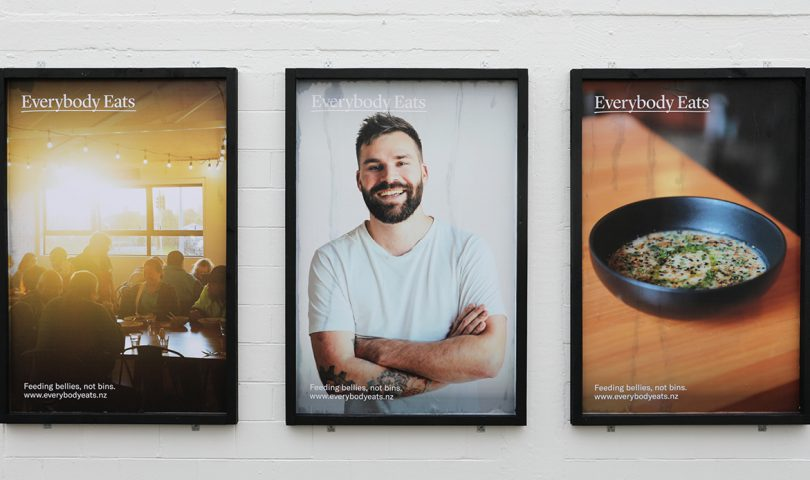 Everybody Eats opens NZ's first, permanent pay-as-you-feel restaurant in Onehunga