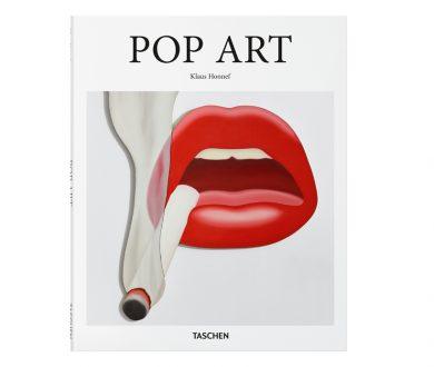 Taschen Pop Art Book