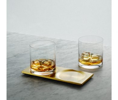 Buster + Punch Machined Whisky Set
