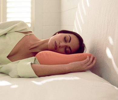 Why this pillow could be the key to a restorative night's sleep