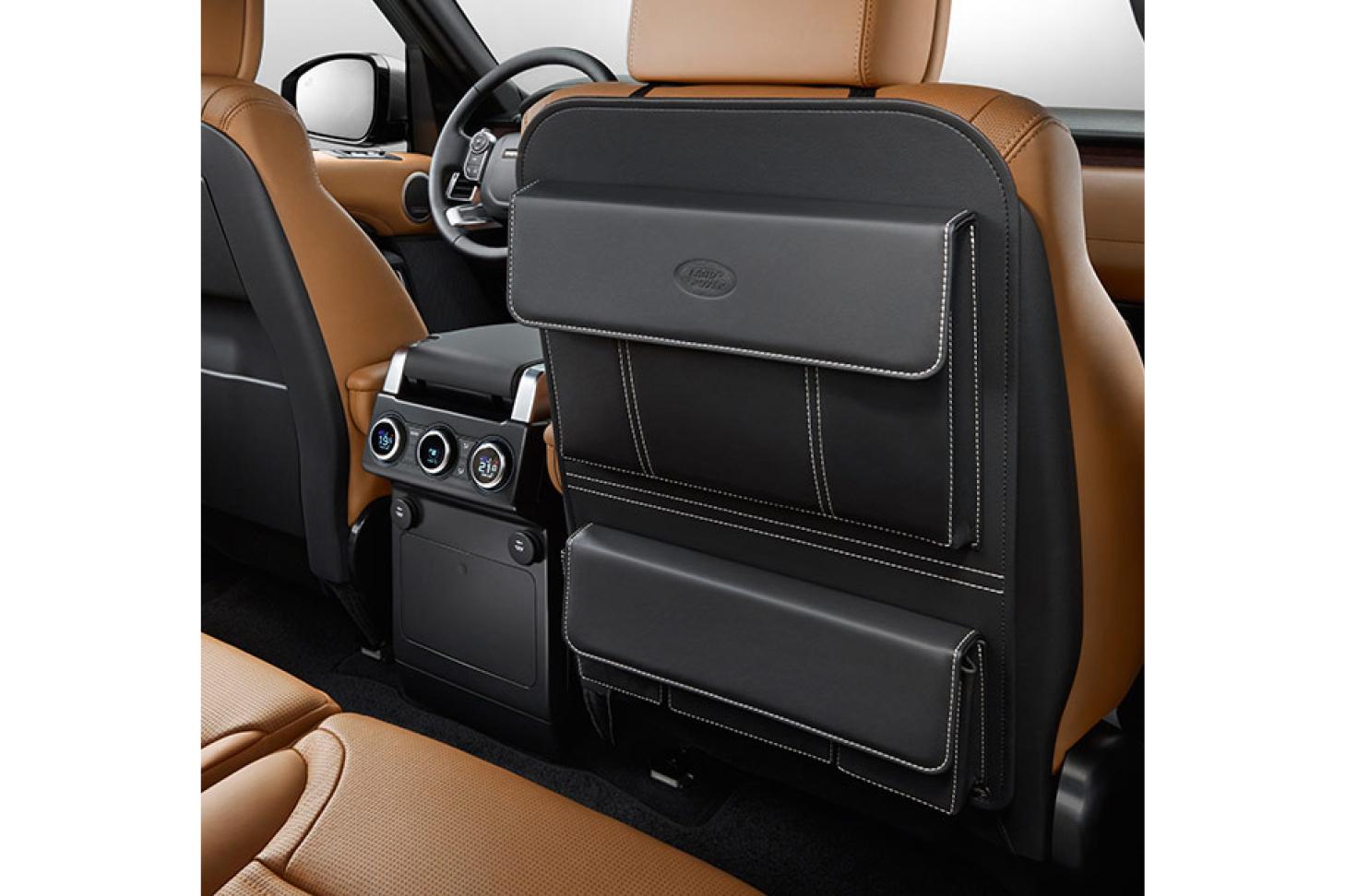 Land Rover Premium Seat Back Stowage