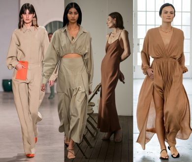 With 'neutral' as fashion's tone of the season, these pieces are offering an easy approach
