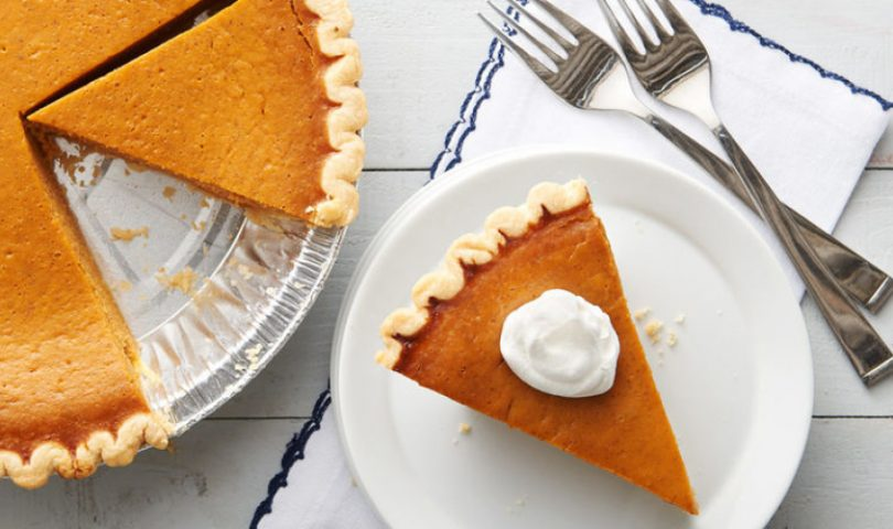 Try your hand at our recipe for the ultimate pumpkin pie — perfect for the holidays