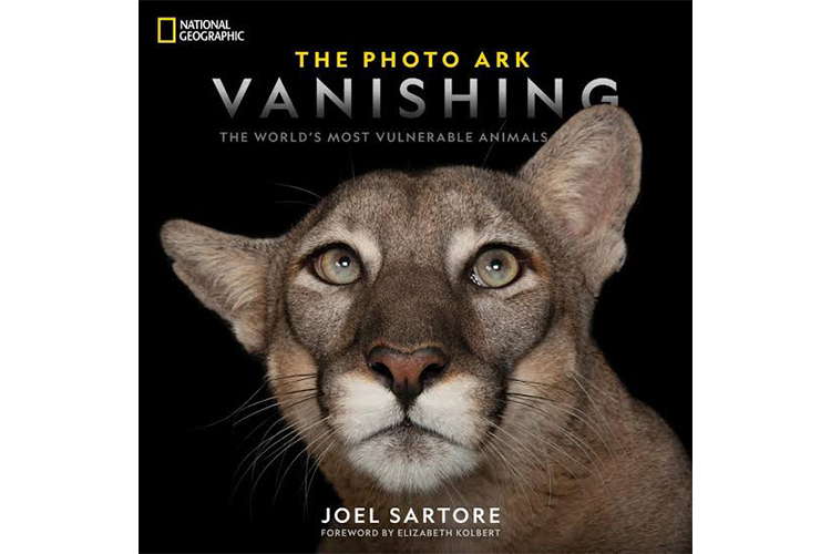 The Photo Ark Vanishing: The World's Most Vulnerable Animals