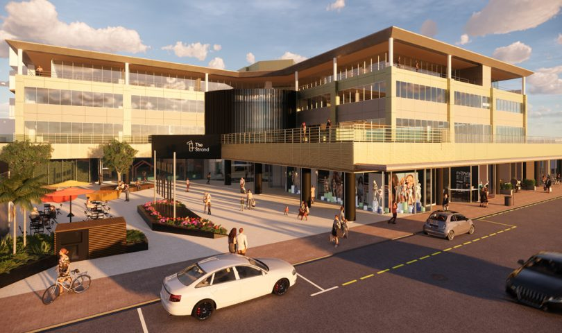 Work with a difference at Takapuna's premium new office development