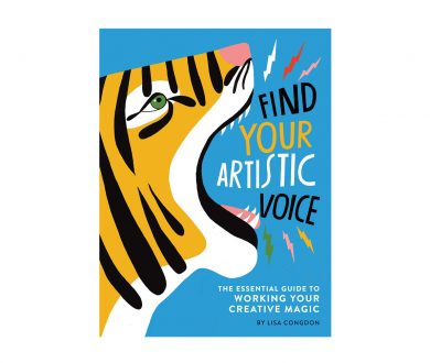 Find Your Artistic Voice Book