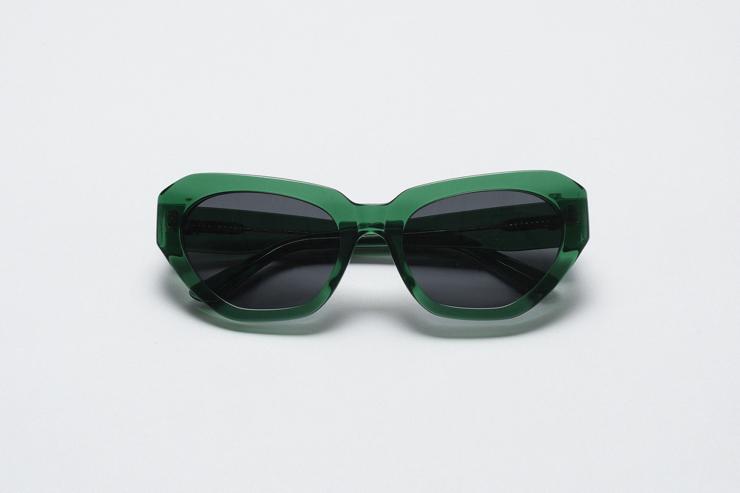 Meg Emerald Sunglasses