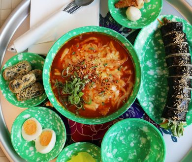 The CBD welcomes a new Korean lunch bar serving deliciously authentic food