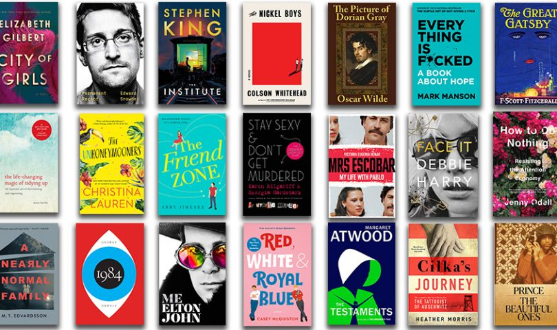 Denizen's all-encompassing list of everything you should be reading this summer