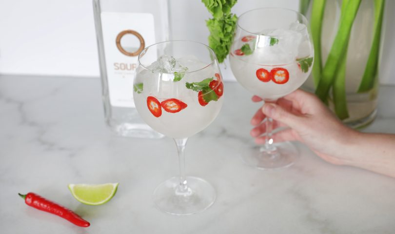 Spice up your classic G&T with these tasty twists