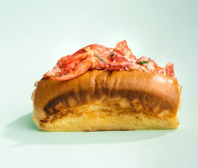 Newcomer Lobster & Tap's epic lobster roll is shaping up to be the hero of summer