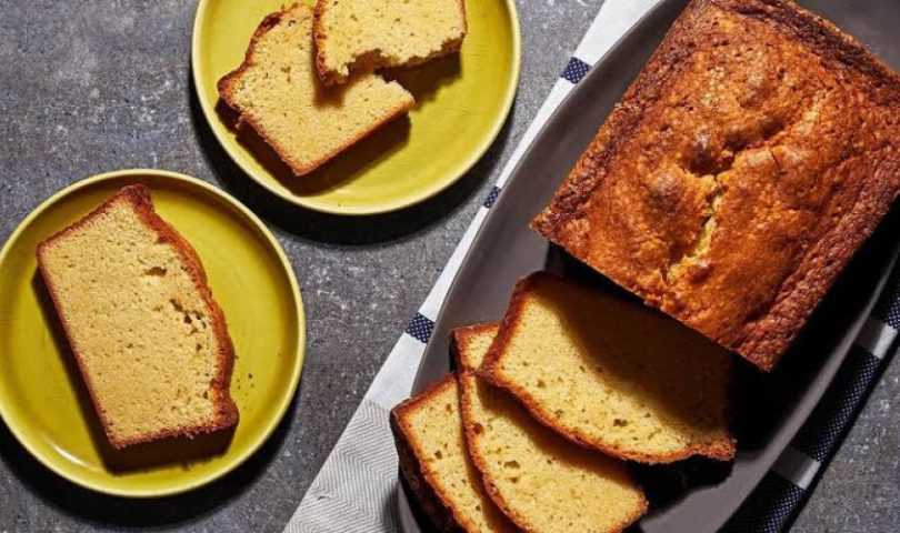 Try your hand at our recipe for a deliciously buttery and fluffy pound cake