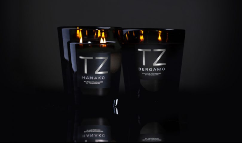 Trenzseater's candle refill service is exactly what we need at this time of year