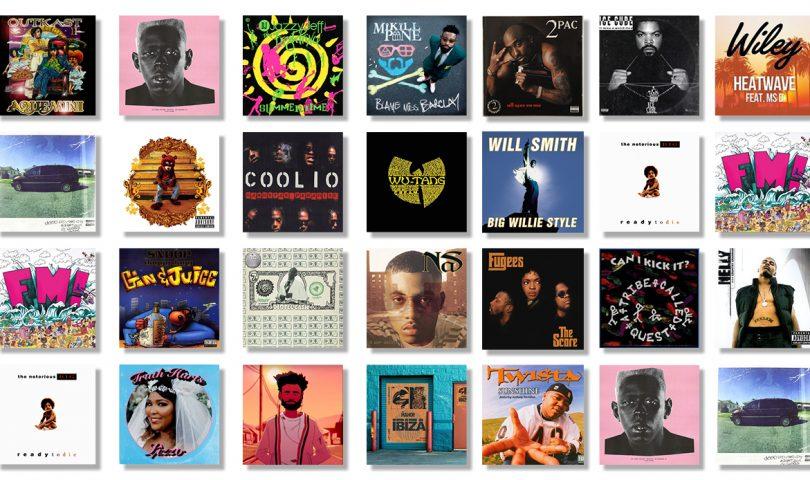 Denizen's Ultimate Summer Playlist: The Hip-Hop Edition