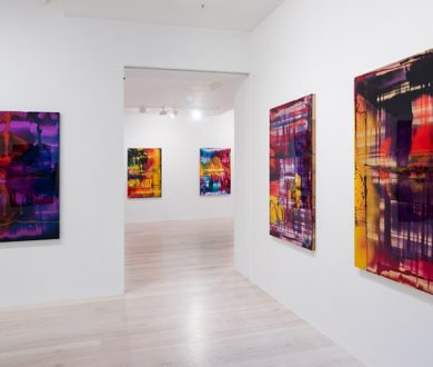 Dale Frank Exhibition