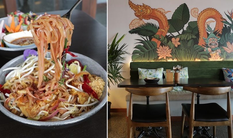 Ponsonby welcomes a Thai restaurant with an entirely vegan menu