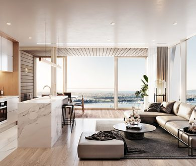 We sit down with the developers behind Auckland CBD's luxury apartment complex, Seascape
