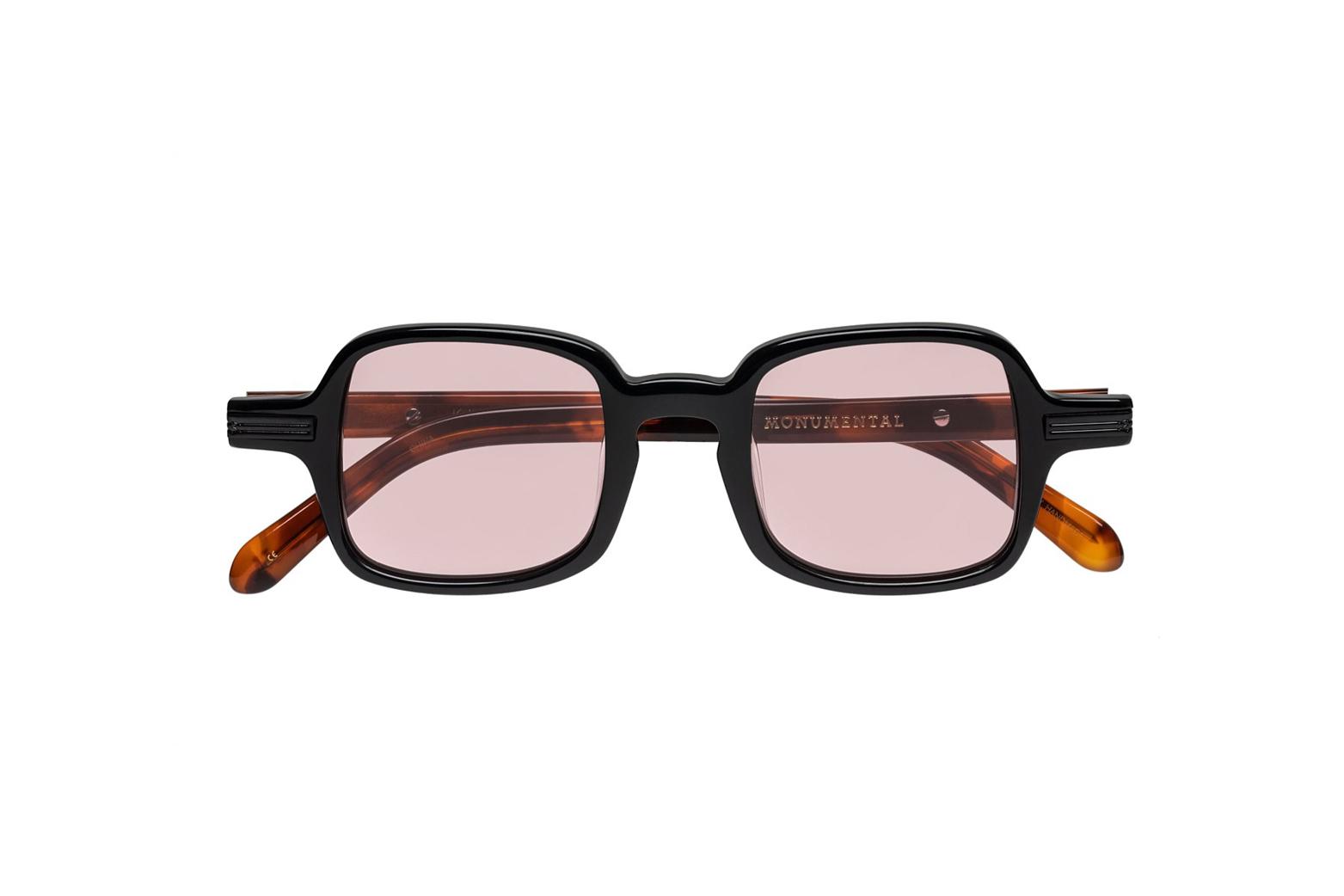 Fry Black Copper Tint Sunglasses