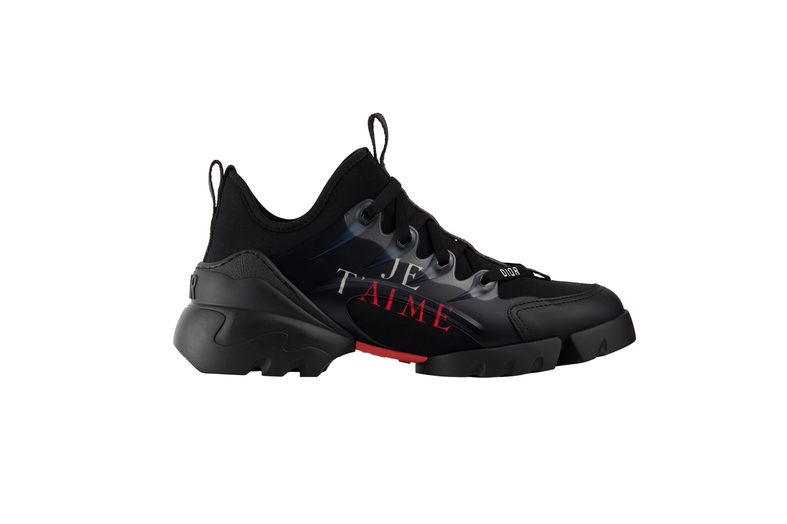 D-Connect Sneaker in Neoprene