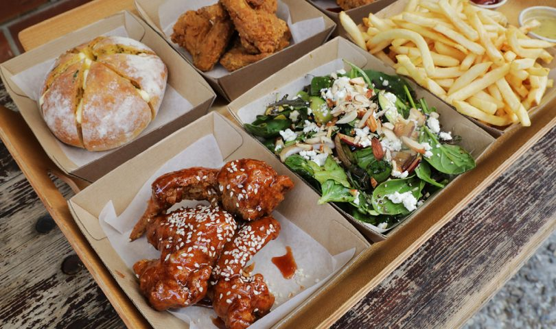 Say hello to the newest addition to Auckland's ever-expanding fried chicken scene