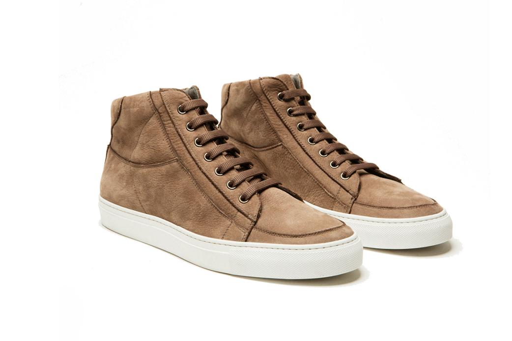 Mito high top sneaker
