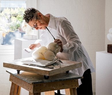 Artist To Know: Meet Carol Crawford, the Sydney-side sculpturist catching our eye