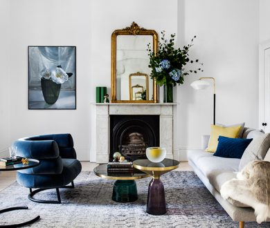 Bringing heritage into our current context, this home exemplifies the new classic