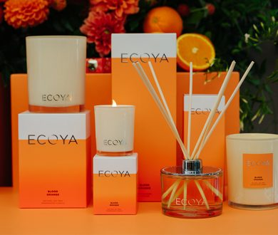 Citrusy and sweet, Ecoya's latest fragrance has us craving the humble aperitif