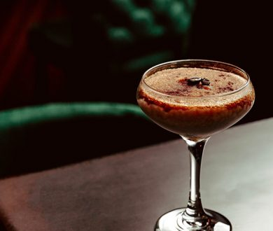 Bring in the effortless cool with the frozen espresso martini: here's how to make your own