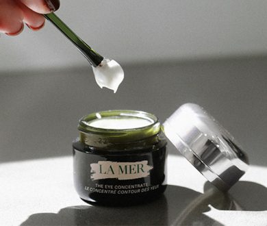 Upping the ante on its already lauded eye cream, La Mer's new formulation packs some serious punch