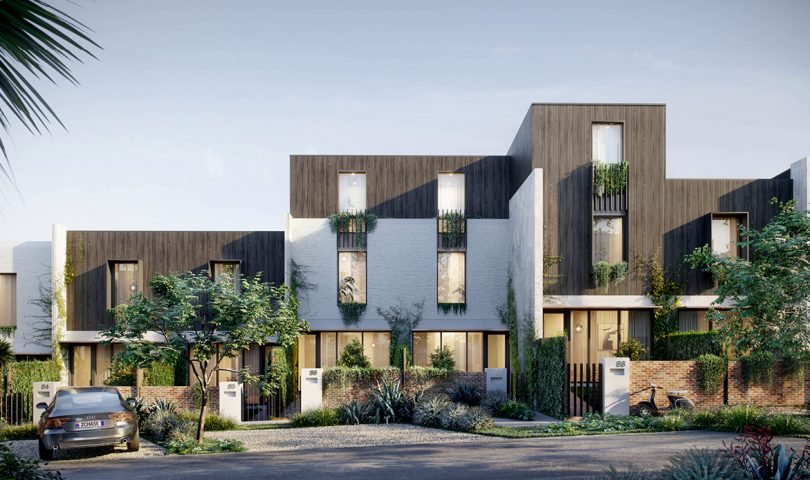 Your last chance to secure one of Grey Lynn's most exciting new terrace homes