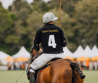 Here's why Clicquot In The Sun is the best place to soak in all the action at this year's BMW NZ Polo Open