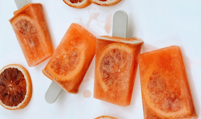 Transform the summer staple Aperol Spritz cocktail into the ultimate icy treat with this recipe
