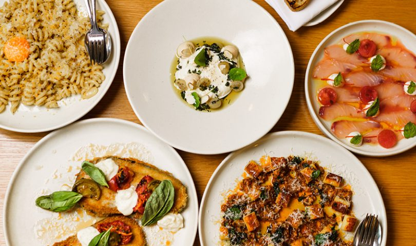 Euro's three-course menu is celebrating the universally-loved Italian fare
