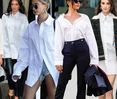 The classic white shirt can flatter the silhouette of every woman, so here's how to nail the timeless staple