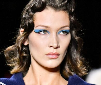 From towering wigs to splashes of silver, these are the most notable beauty looks from Fashion Month