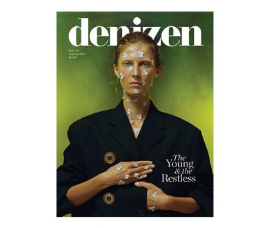 Meet the people making your future brighter in the latest issue of Denizen on-sale now