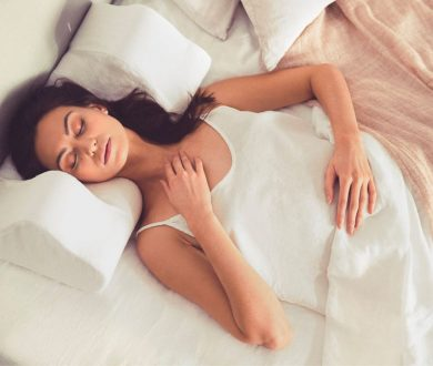 Four reasons why sleeping on your back seriously improves your wellbeing