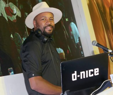 Join the A-list at DJ D-Nice's epic virtual dance party during isolation